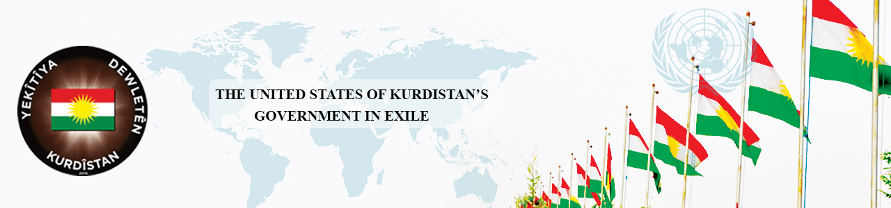 THE UNITED STATES OF KURDISTAN