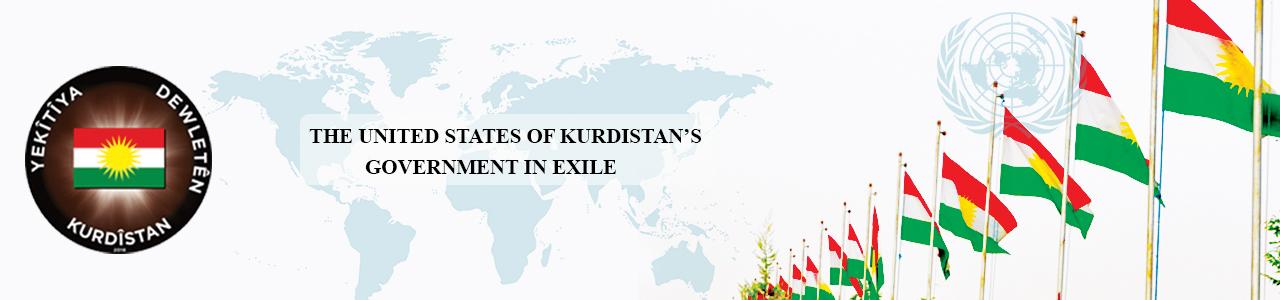 THE UNITED STATES OF KURDISTAN